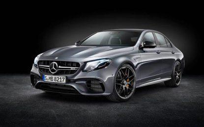 Mercedes-AMG E 63 4Matic+ konačno čeka prve kupce