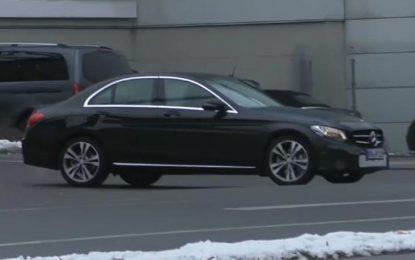 "Mercedes-Benz C-klasa ""pod nožem"" i dizajnera i inženjera"