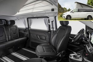 Novi kamper – Mercedes-Benz Marco Polo Horizon [Galerija]
