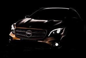 Mercedes-Benz GLA facelift biće predstavljen na Sajmu automobila u Detroitu
