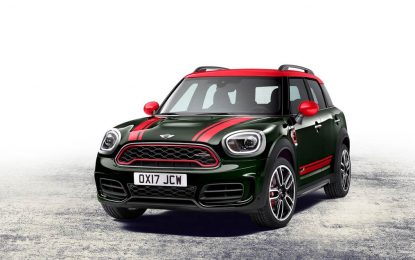 Novi Mini John Cooper Works Countryman