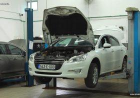 Održavanje polovnog Peugeota 508 1.6 HDi i 2.0 HDi (2010.-2015.)