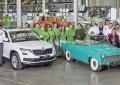 Škodina fabrika u Kvasiny proizvela 2 miliona automobila