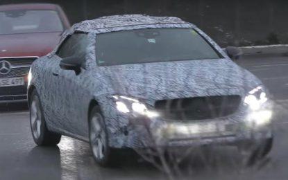 Mercedes-Benz E-klasa i u Cabriolet izdanju