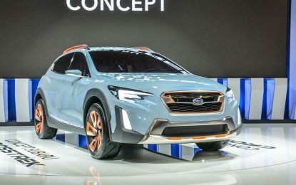 Subaru Crosstrek Concept [Galerija]
