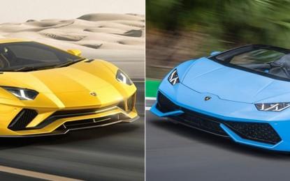 Rekordna prodaja Lamborghinija u 2016. godini