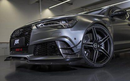 Već rasprodana posebna edicija tuniranih Audija RS6 – ABT RS6-R sa 730 KS [Galerija]
