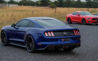 Tickford – Power Pack za Mustang