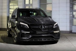 TopCar predstavio impresivni Mercedes-Benz GLE Guard Inferno Package [Galerija]