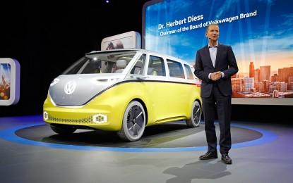 Volkswagen u Detroitu predstavio I.D. Buzz [Galerija i Video]