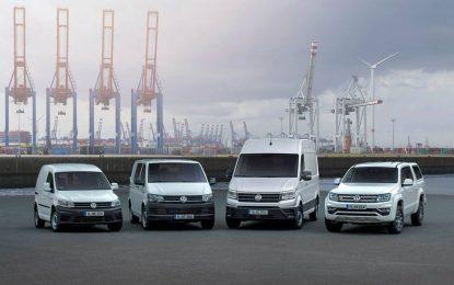 Volkswagen Privredna vozila opet bilježe rast