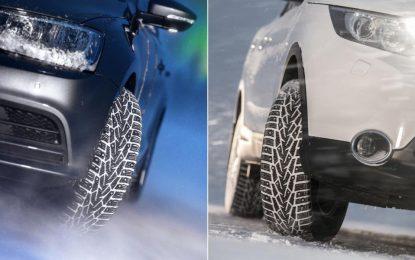 Nove zimske gume Nokian Nordman 7 i Nordman 7 SUV