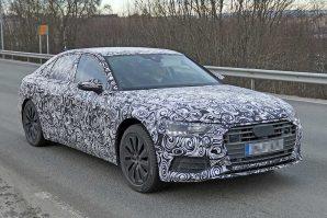 Audi A6 – testovi u Skandinaviji