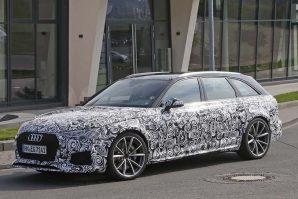 Audi RS4 Avant bi mogao stići u Ženevu