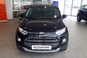 Ford EcoSport – novi automobil na tržištu BiH