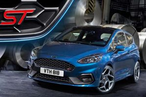 Predstavljena ljuta Ford Fiesta ST [Video i Galerija]