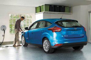 Ford Focus Electric sa novim mogućnostima