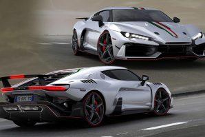 """Italdesign Automobili Speciali – prvi """"Special Car"""""""