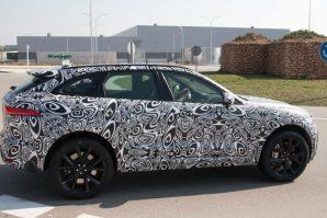 Jaguar F-Pace SVR – nove izvedbe