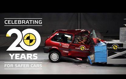 EuroNCAP slavi 20 godina [Video]