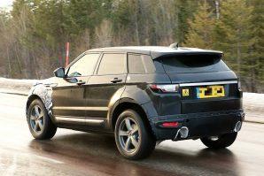 Snimljen zamaskirani Range Rover Evoque Mk2