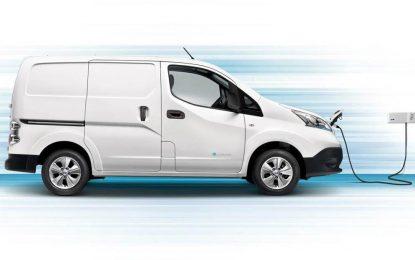 Nissan e-NV200 – najprodavaniji električni van u Evropi