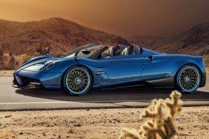 Pagani Huayra Roadster – lakši i snažniji nego kupe [Galerija]
