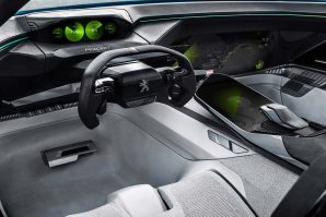 Peugeot Instinct Concept za Mobile World Congress