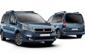 Peugeot Partner Tepee Electric [Galerija]