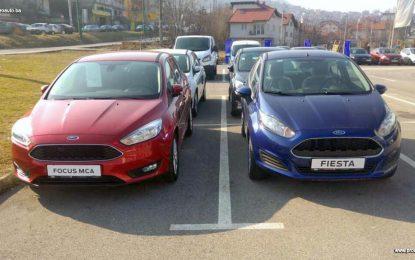 Ford u BIH nudi velike popuste