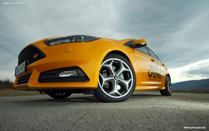 TEST – Ford Focus ST 2.0 TDCi ST3