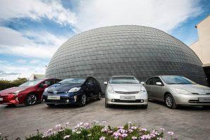 Toyota do sada prodala više od 10 miliona hibridnih automobila