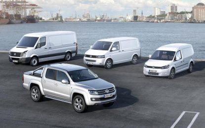 Volkswagen Commercial Vehicles – povećanje isporuke u januaru za 12,1%