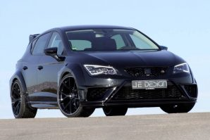 JE Design Widebody Seat Leon FR 5F