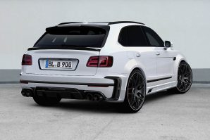 Lumma Design – Wide-Body kit za Bentley Bentayga