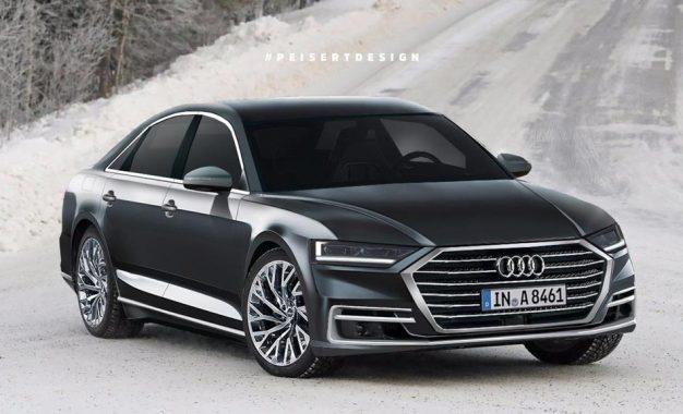 Pogledajte kako bi trebao izgledati novi Audi A8