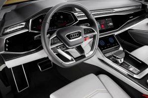 "Na konferenciji ""Google I/O developer conference"" Audi predstavlja Audi Q8 sport concept sa integrisanim Android operativnim sistemom [Video]"