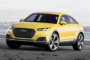 Zvanično najavljen Audi Q4 za 2019.