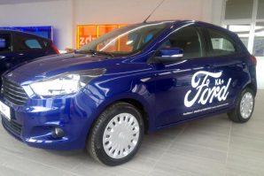 Novim Fordom Ka+, obogaćena ponuda novih automobila u BiH