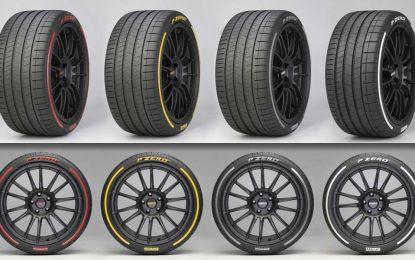 Pirelli uvodi dvije inovacije za ljetne i zimske gume – Coloured edition i Pirelli Connesso