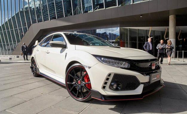 Honda Civic Type R – za sva čula [Galerija i Video]