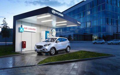 Gorive ćelije – ipak tehnologija budućnosti – Hyundai gradi hidrogenske stanice