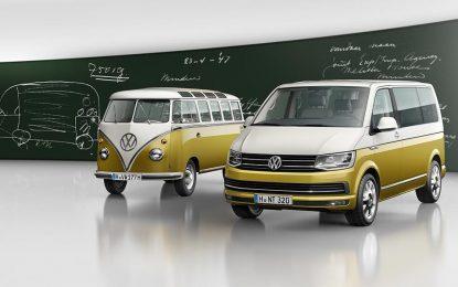 U čast 70 godina Volkswagena Bullija