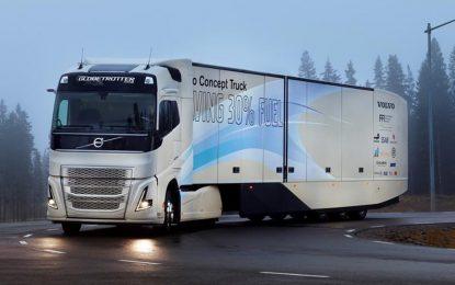 Volvo Concept Truck – najnoviji konceptni kamion testira hibridni pogon na dugim relacijama [Video]