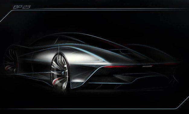 McLaren Automotive – trosjed iz snova