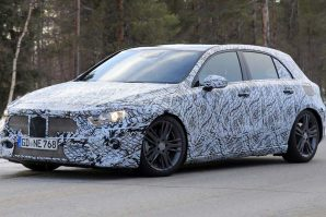 Mercedes-Benz testira novu A-klasu
