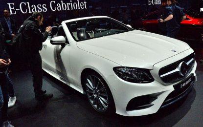 Mercedes-Benz E-Class Cabriolet glavna zvijezda Mercedesovih eksponata u Ženevi [Galerija i Video]