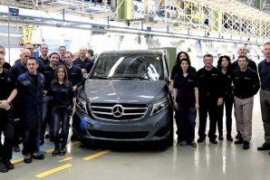 Mercedes-Benz proizveo 100.000 primjeraka V-klase