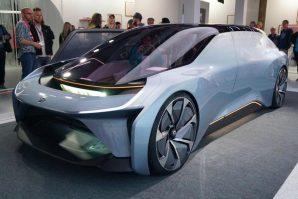 Nio Eve Concept – električni autonomni automobil za 2020. [Galerija i Video]
