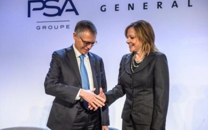 Opel/Vauxhall se pridružuje PSA Group